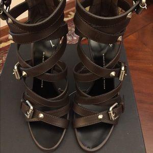Giuseppe Zanotti Birel Moro sandals